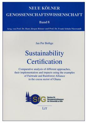 Sustainability Certification