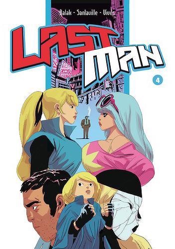 Last Man vol. 4