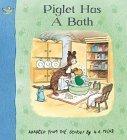 Piglet Has a Bath
