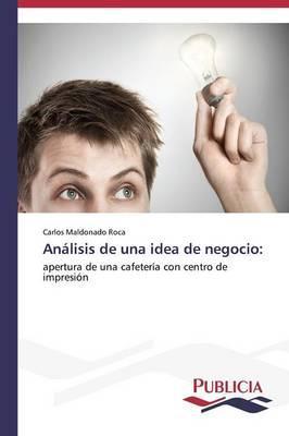 Análisis de una idea de negocio