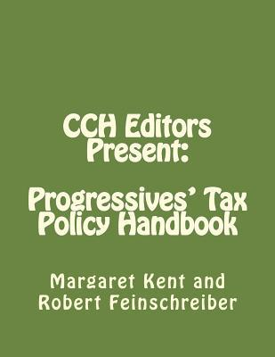 Progressives' Tax Policy Handbook