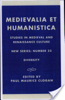 Studies in Medieval and Renaissance Culture