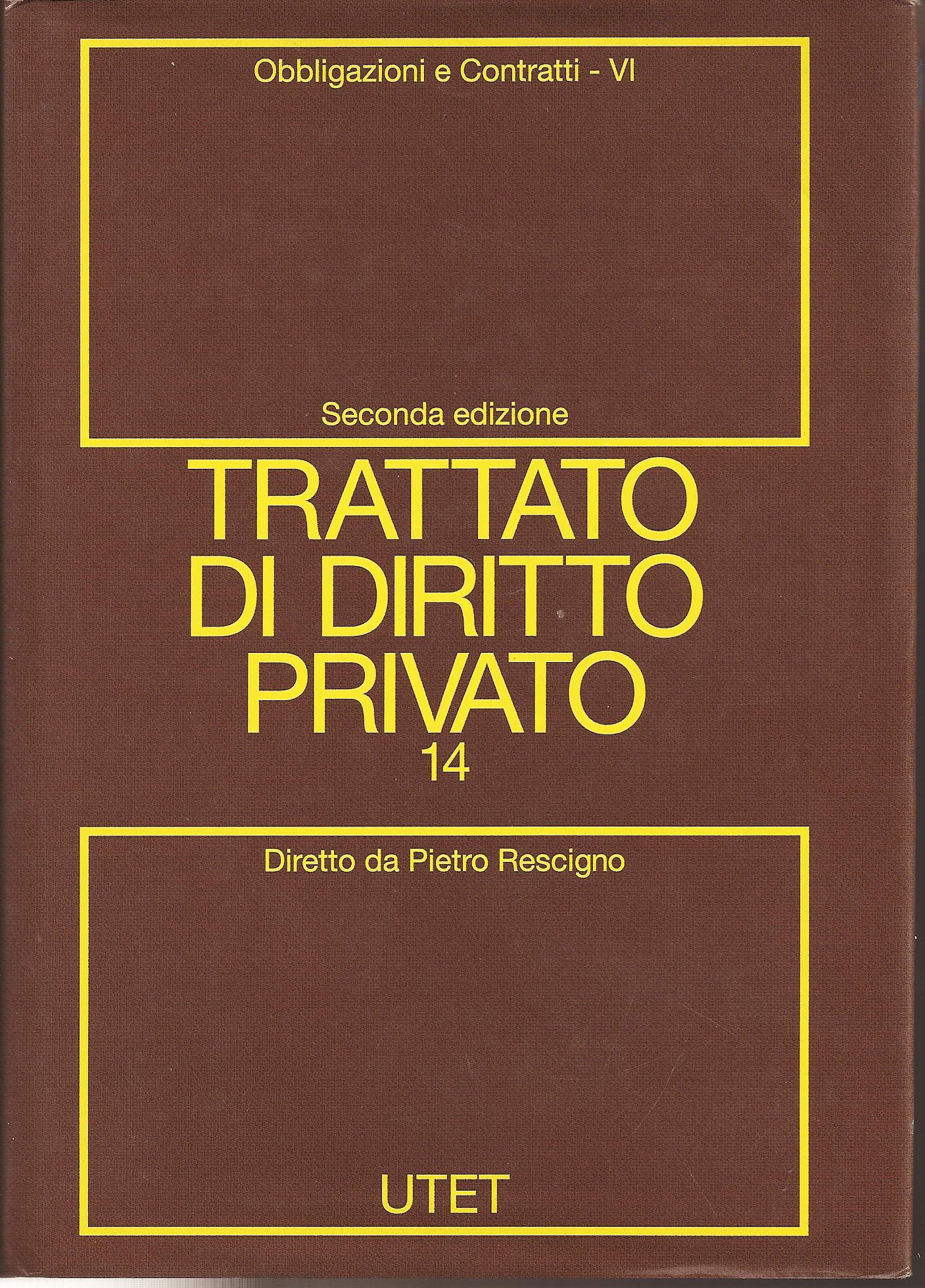 Trattato di diritto privato