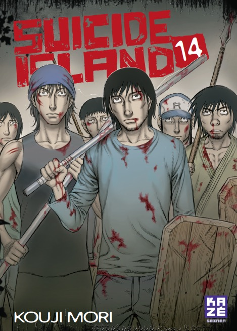 Suicide Island, Tome 14