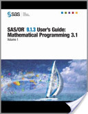SAS/Or(r) 9.1.3 User's Guide: