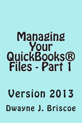 Managing Your Quickbooks Files