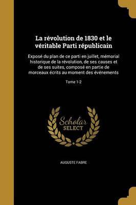 FRE-REVOLUTION DE 1830 ET LE V
