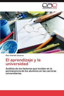 El aprendizaje y la universidad