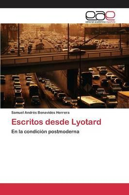 Escritos desde Lyotard