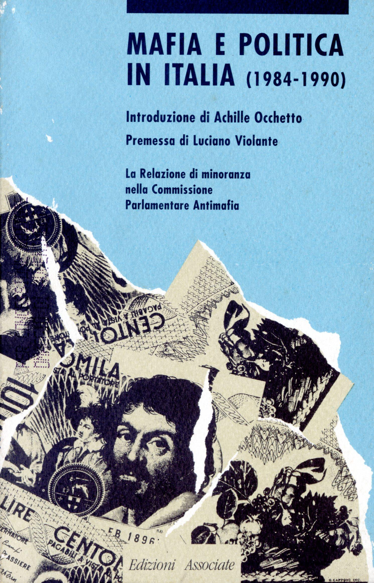 Mafia e politica in Italia (1984-1990)