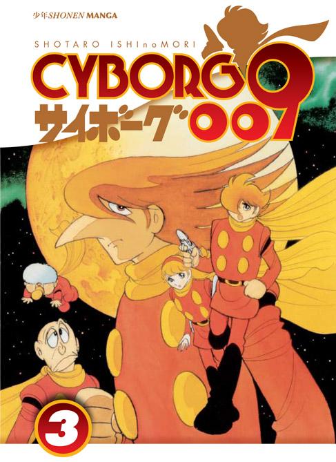 Cyborg 009 vol. 03 d...
