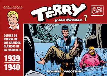 Terry y los piratas ...