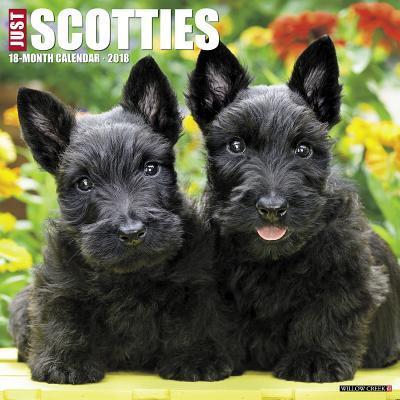 Just Scotties 2018 Calendar