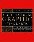 Architectural Graphic Standards 10th Ed. and CD-ROM