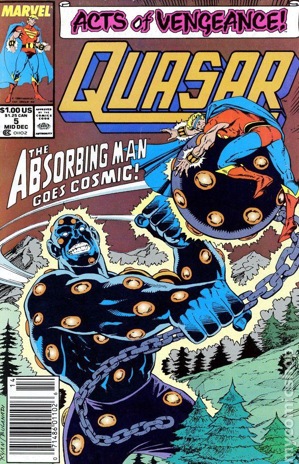 Quasar Vol.1 #5