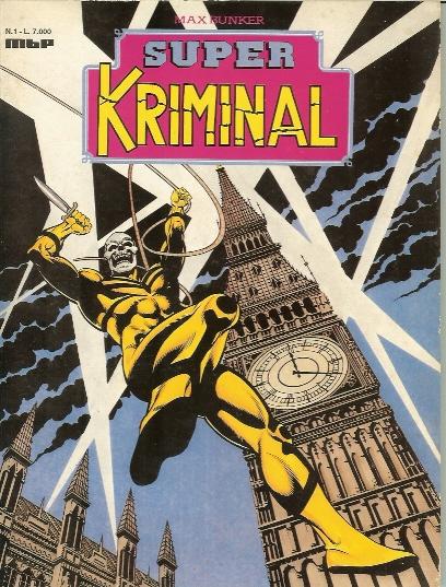 Super Kriminal n.1