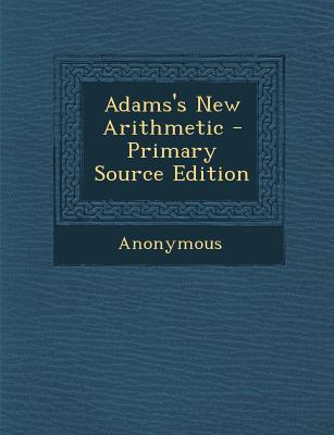 Adams's New Arithmetic