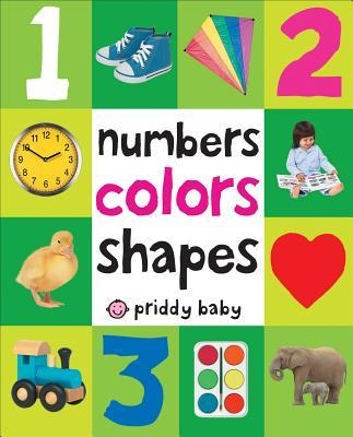 Numbers, Colors, Sha...