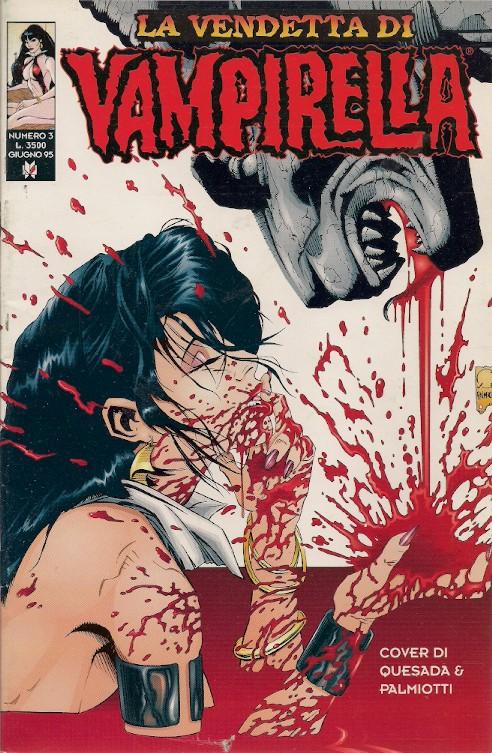 La vendetta di Vampi...