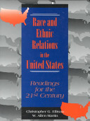 Race and Ethnic Relations in the United States
