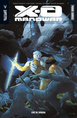X-O Manowar vol.1