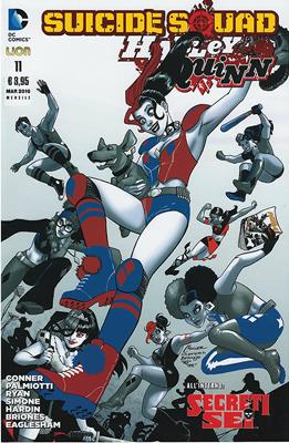 Suicide Squad / Harley Quinn n. 11