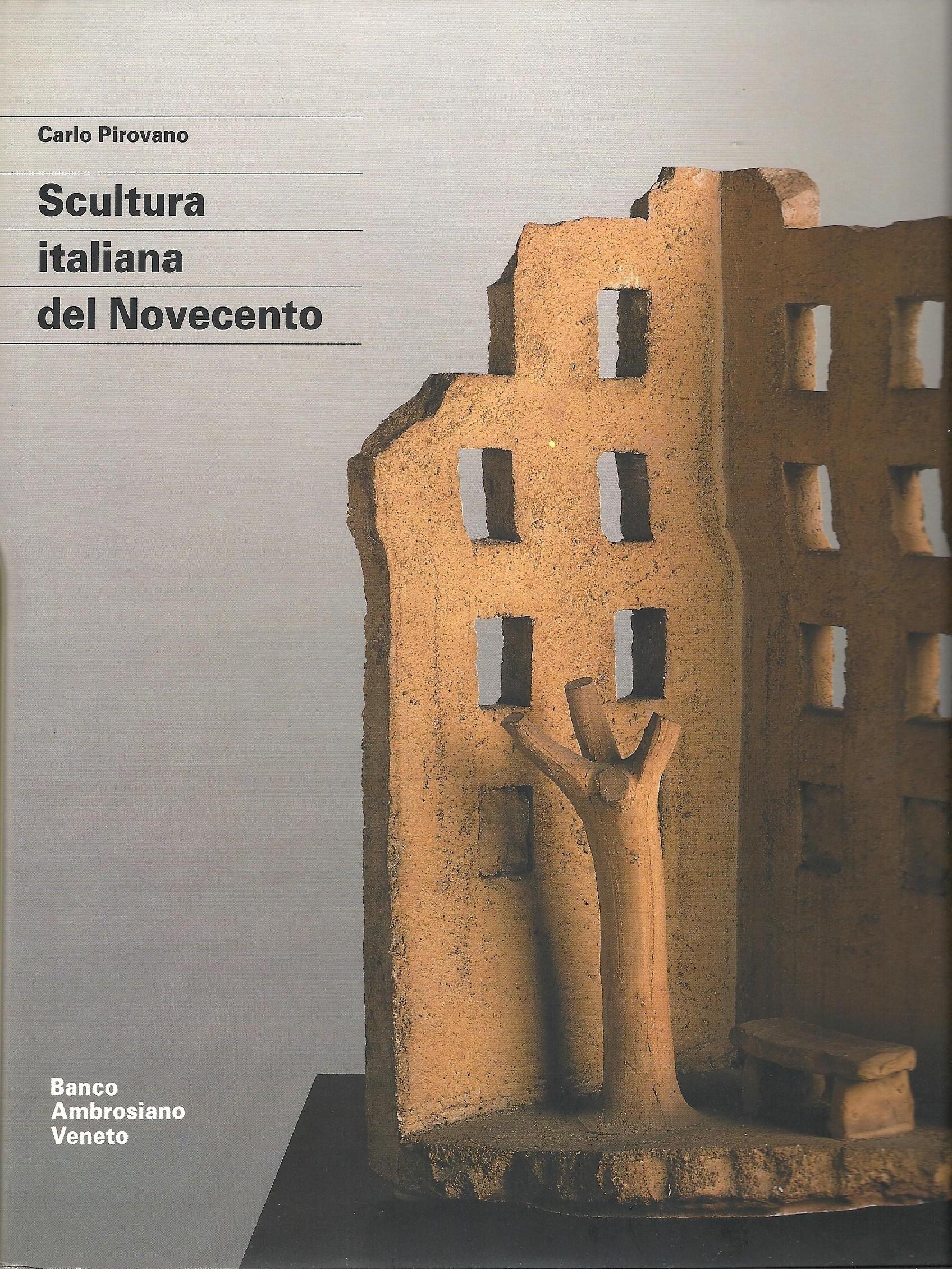 Scultura italiana del Novecento
