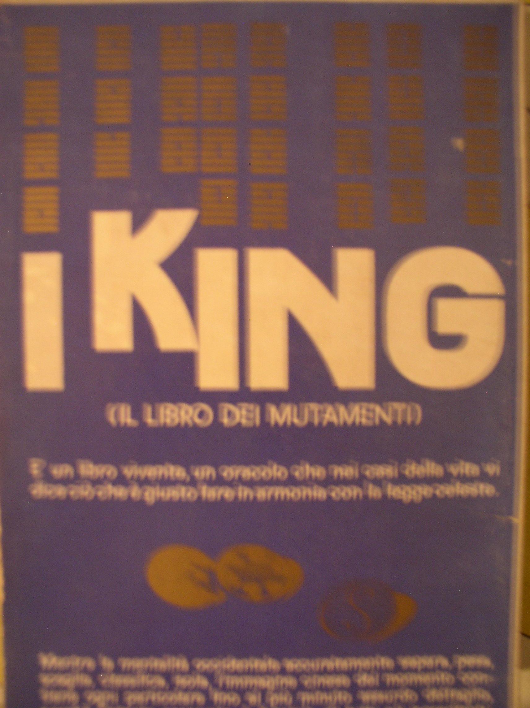 I King
