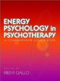 Energy Psychology in Psychotherapy