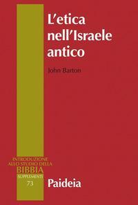 L'etica nell'Israele...
