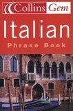 Gem Italian Phrase Book
