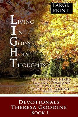 Living in God's Holy Thoughts