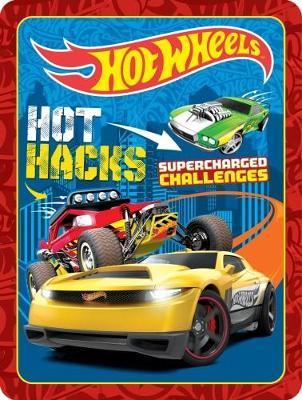 Hot Wheels Hot Hacks Supercharged Challenges (Mattel Gift Tins)