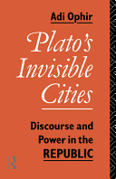 Plato's Invisible Cities