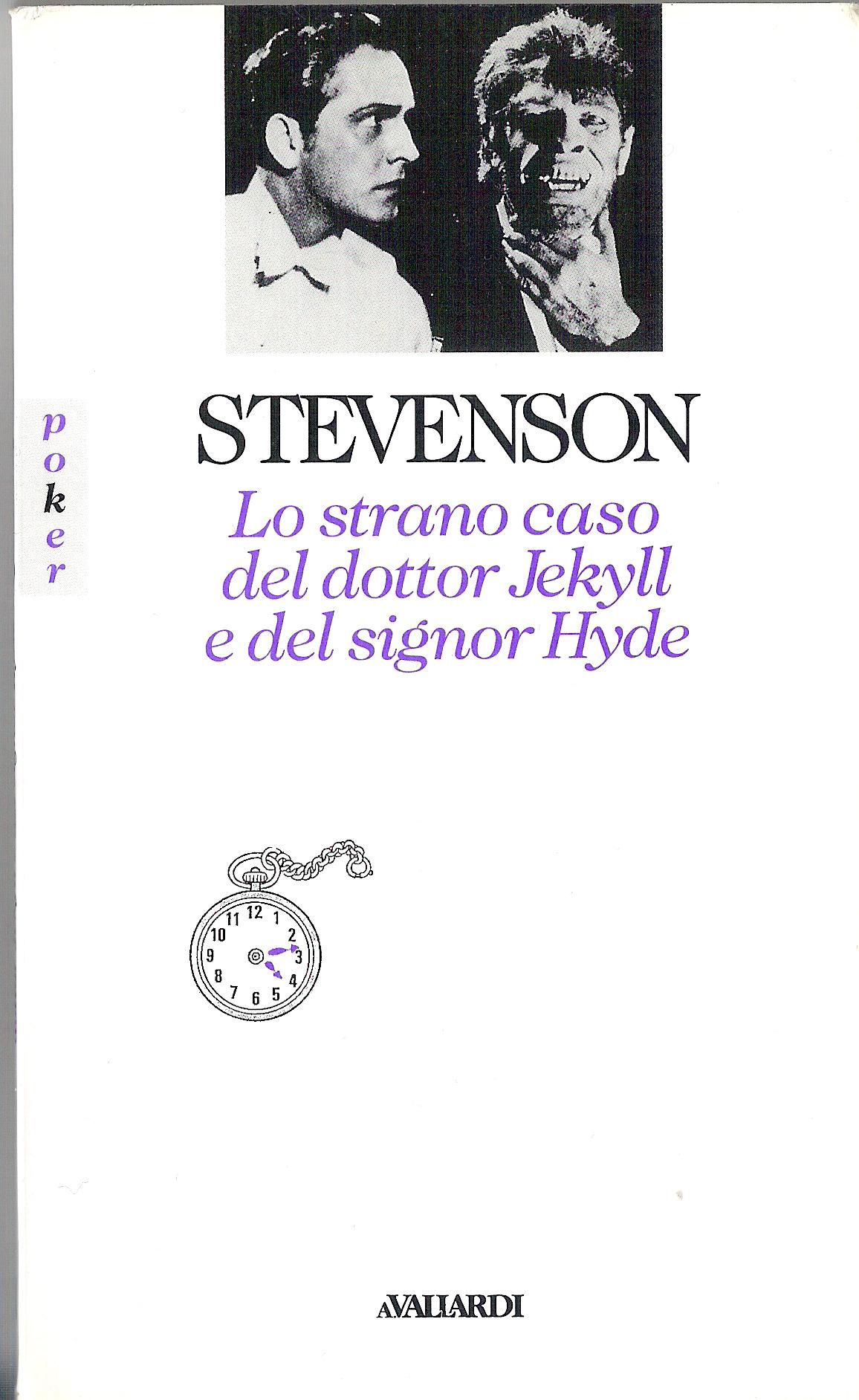 Lo strano caso del dottor Jekill e il signor Hyde