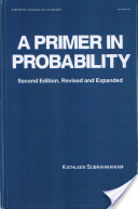 A Primer in Probability, Second Edition