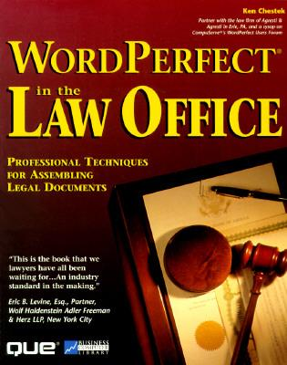 Wordperfect in the Law Office