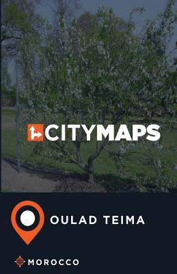 City Maps Oulad Teima, Morocco