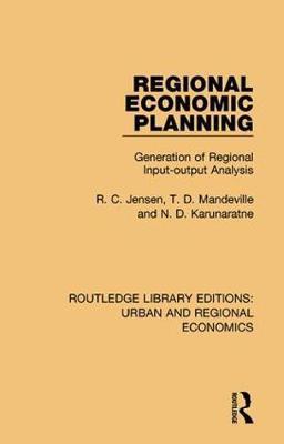 Regional Economic Planning