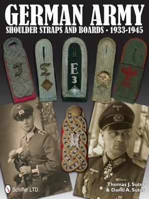 German Army Shoulder Straps and Boards 1933-1945