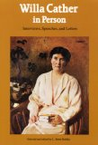 Willa Cather in Pers...