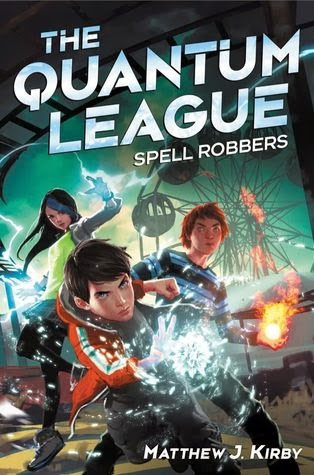 The Quantum League, Book 1