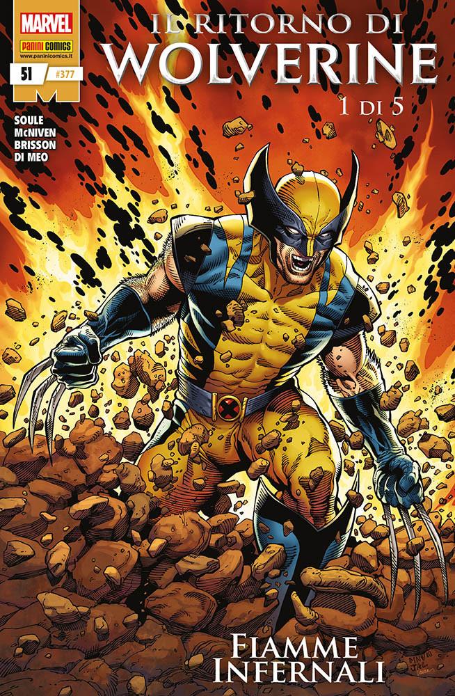 Wolverine n. 377