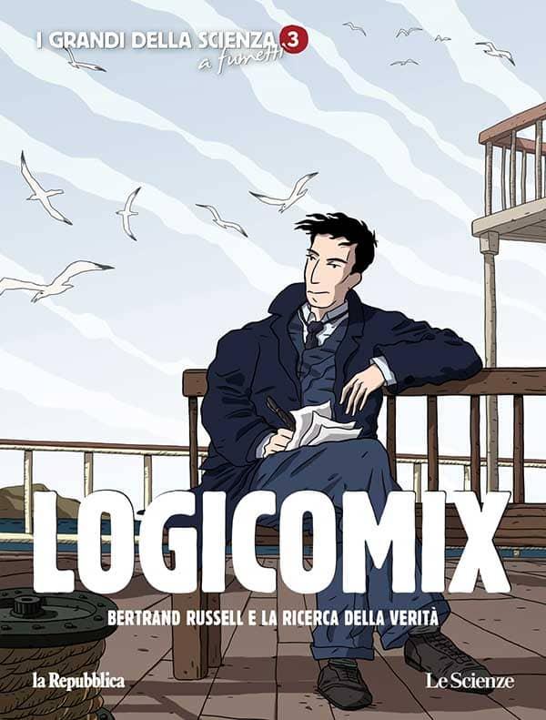 Logicomix - Bertrand Russell e la ricerca della verità