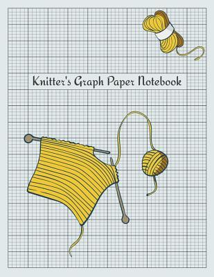Knitter's Graph Paper Notebook