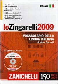 Lo Zingarelli 2009