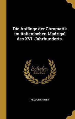 Die Anfänge Der Chr...