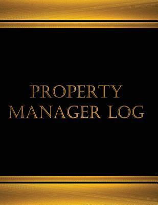 Property Manager, Black Cover, X-large