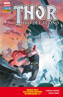 Thor - Dio del tuono n. 19
