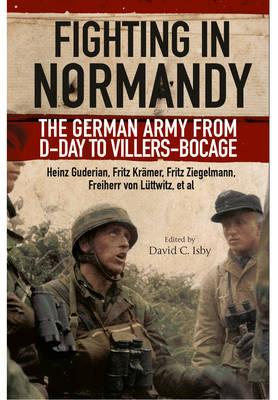 Fighting in Normandy